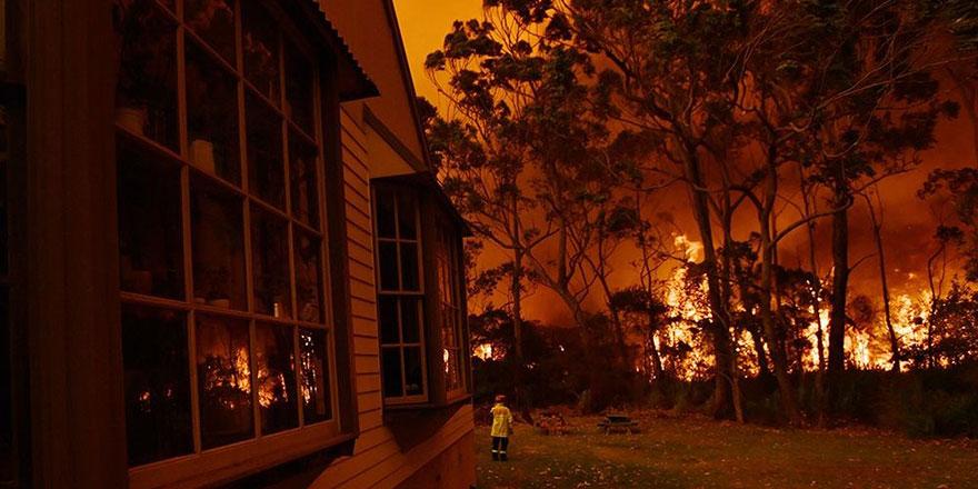 Avustralya aylardır yanıyor, söndürülemiyor