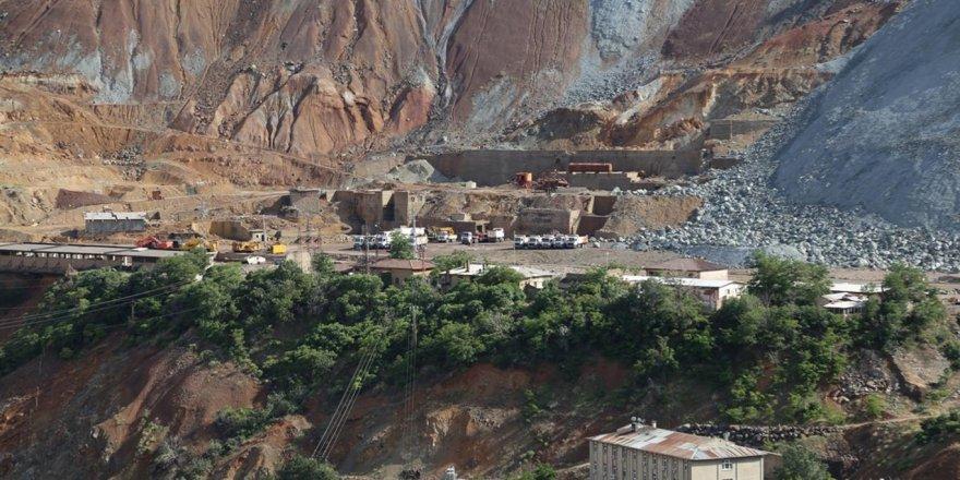 Maden işletmeleri su, atık su ve atık istatistiklerini açıkladı