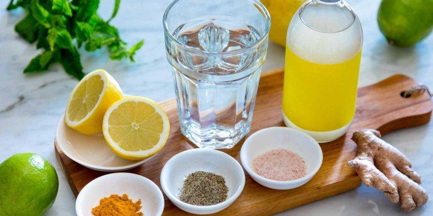 Sağlık için doğal ürünlerin tüketilmesine dikkat!