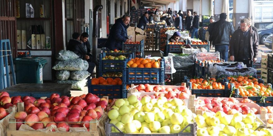 Sebze ve meyve fiyatları yüzde 30 düştü