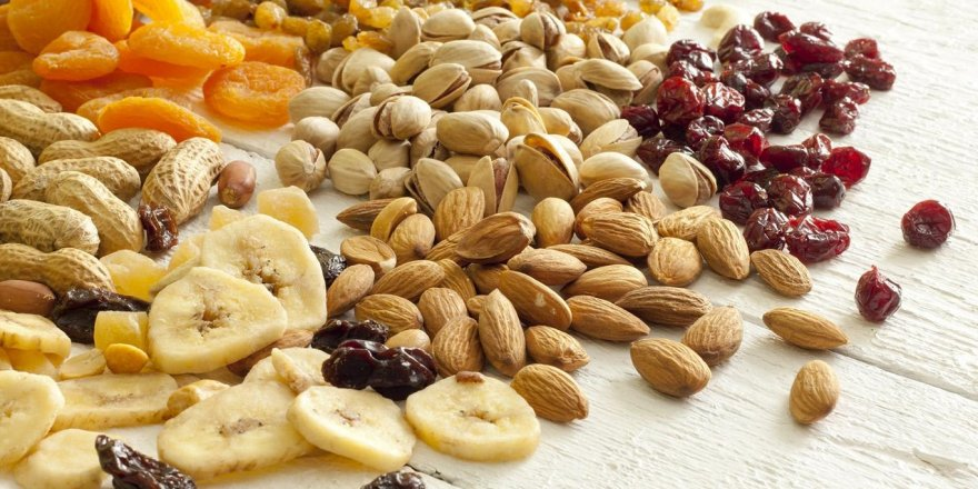 Güneydoğu'dan 97 ülkeye kuru meyve ihracatı