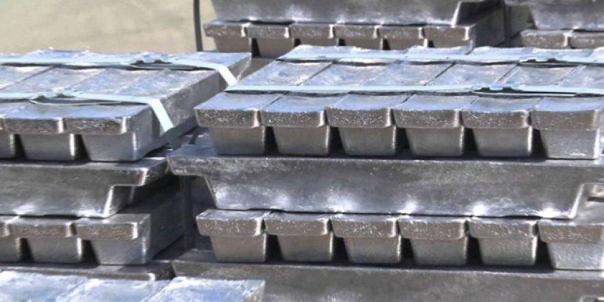 Siirt'te kurulacak tesisle külçe çinko üretimi yapılacak
