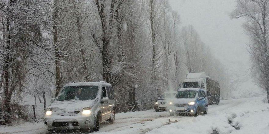 İstanbul'a beklenen kar yağışı geliyor!