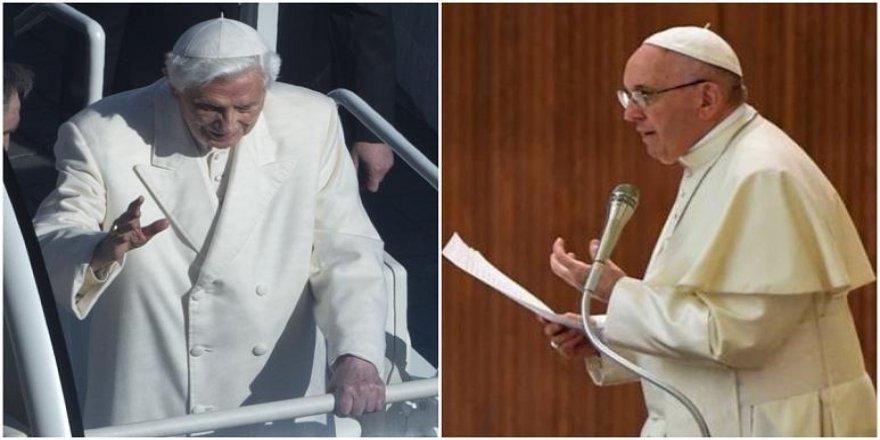 Eski ve yeni Papa arasında evlilik kavgası