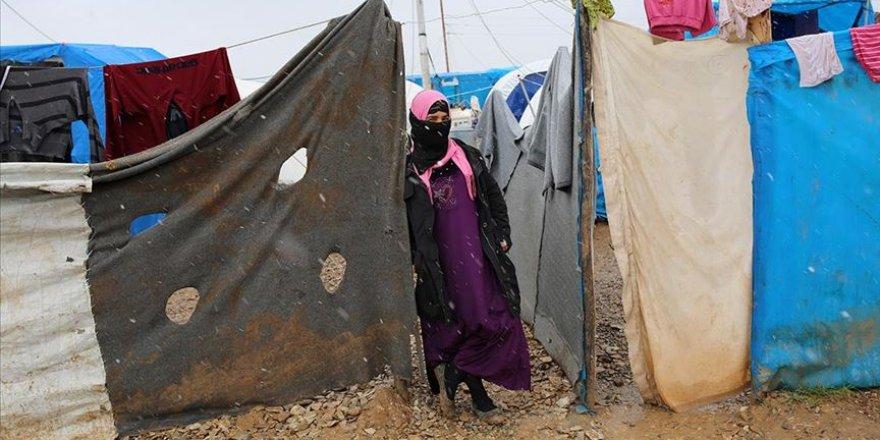 IKBY'deki iç göçmen ve sığınmacı sayısı 1 milyonu aştı