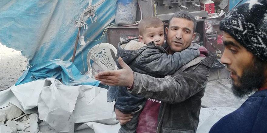 BM: İdlib'de durum alarm verici