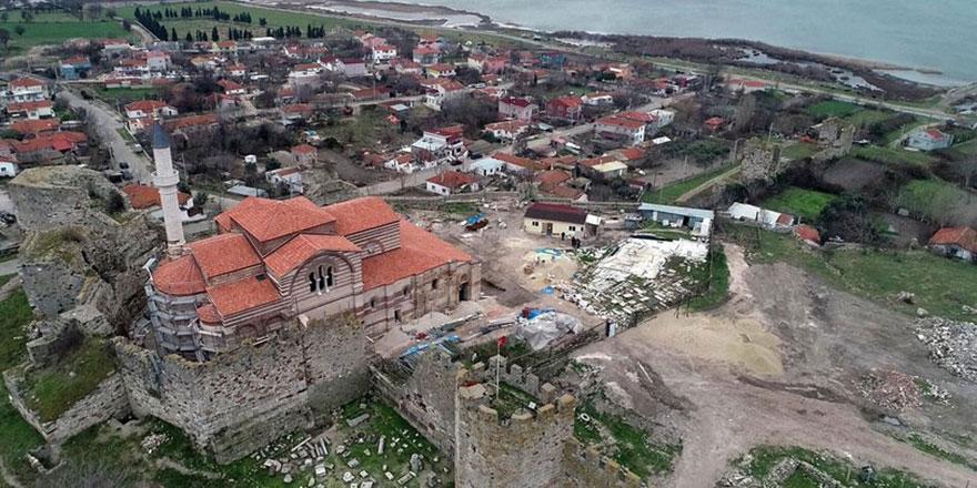 Edirne Ayasofya'sı 55 yıl sonra ibadete açılıyor