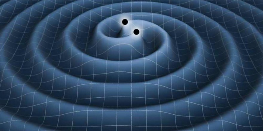 Uzayda beklenmedik kütleçekimsel dalga patlaması saptandı