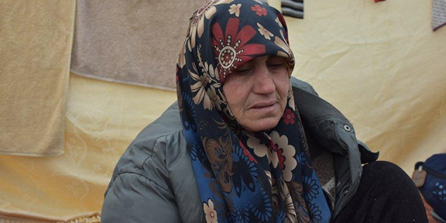 Ailesinden 13 kişiyi kaybeden İdlibli anne: Allah Kerim!