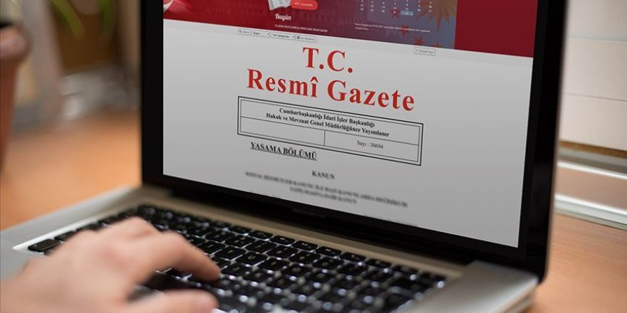 Akademik Teşvik Ödeneği'ne ilişkin değişiklikler Resmi Gazete'de yayımlandı