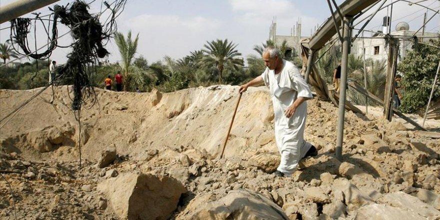Filistin Çevre Kalite Kurumu'ndan İsrail'e 'doğa koruma alanı adı altında toprak çaldığı' suçlaması