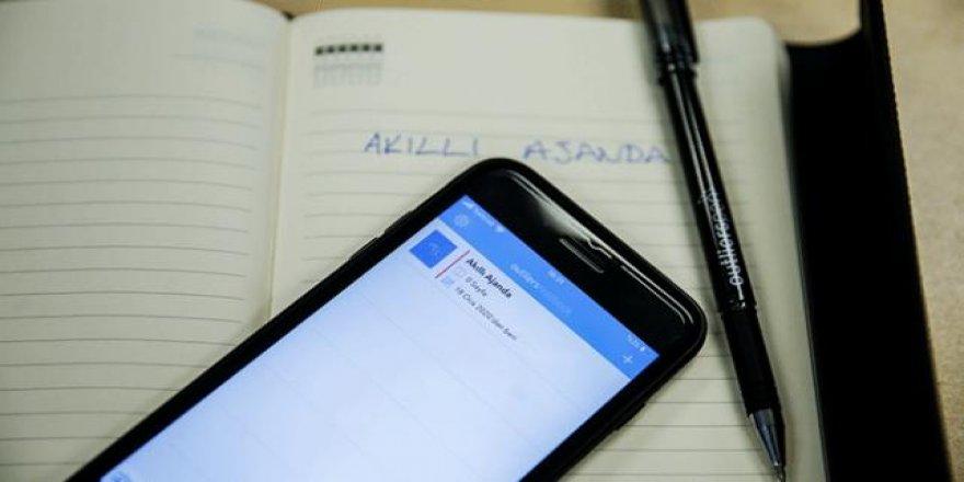 Akıllı ajandaya el yazısı tanıma özelliği eklenecek
