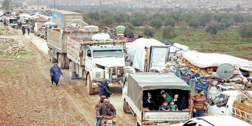 İdlib halkı Suirye'de kalmak istiyor