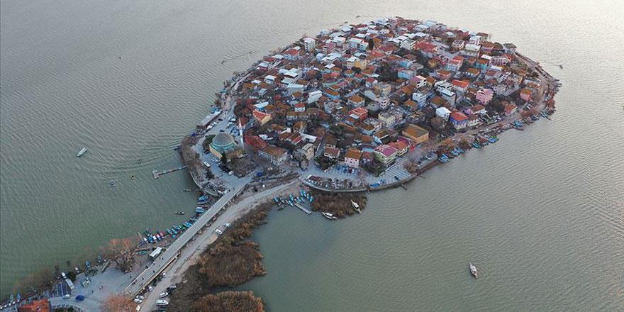Bursa'nın 'Küçük Venedik'i Gölyazı yenilendi