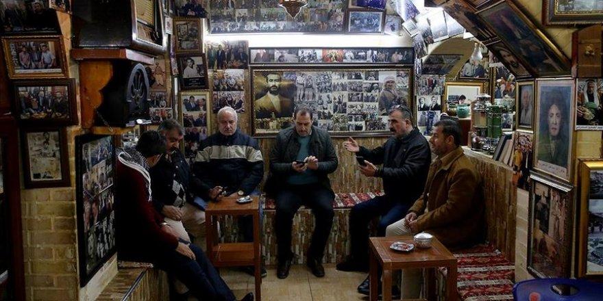Erbil'deki 68 yıllık tarihi çay ocağı ilk günkü gibi hizmet veriyor