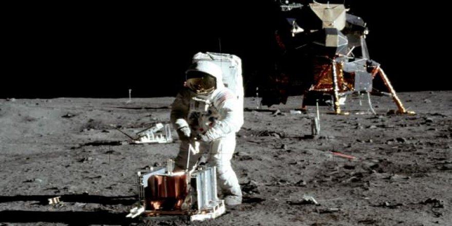 Ay tozundan oksijen üretilecek