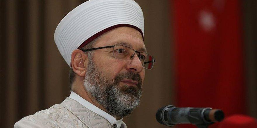 Din istismarı İslam ümmetinin birliğini tehdit eden ciddi bir güvenlik meselesi