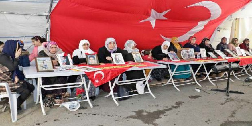 HDP önündeki evlat nöbeti 142. gününde