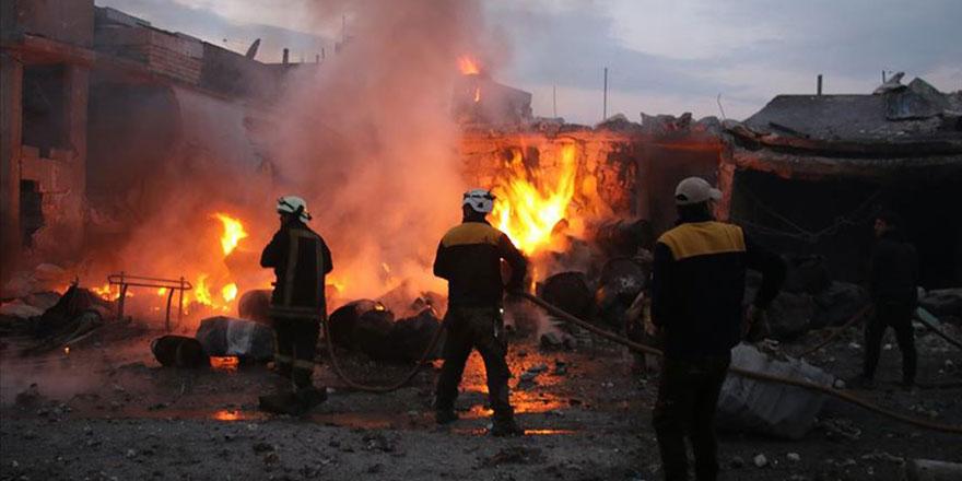 İdlib'te ateşkes yalanı: Rusya 26 sivil daha katletti