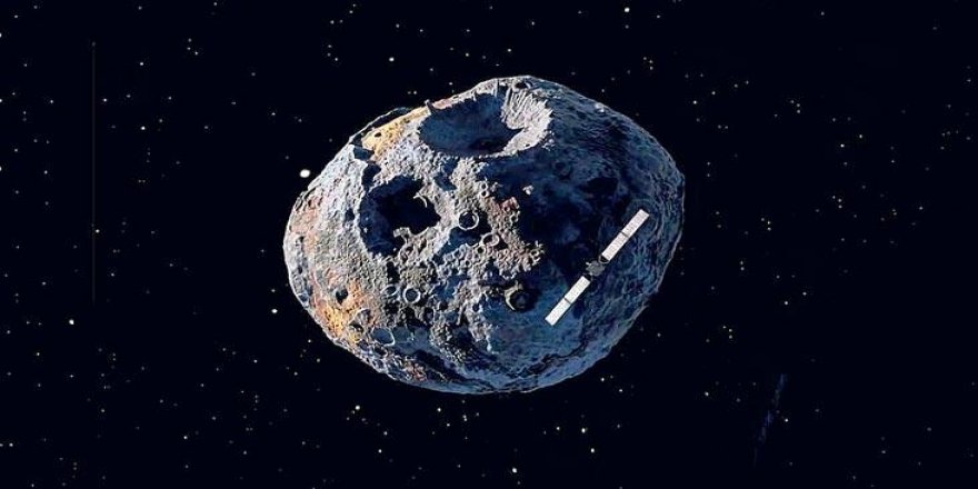 Uzayda altın keşfi! Ederi 700 kentilyon dolar
