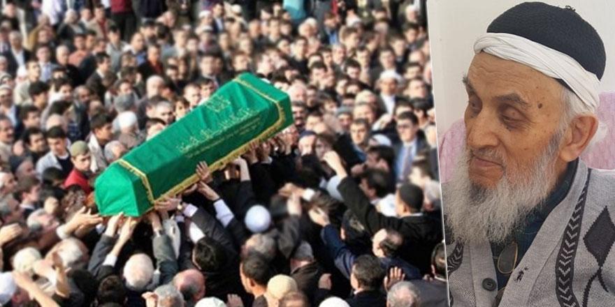 İzmir Risale-i Nur talebelerinden Durmuş Olgun Ağabey vefat etti