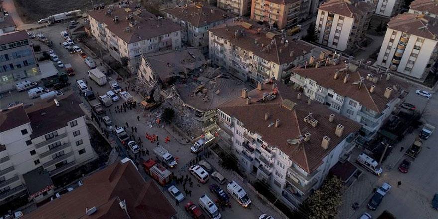 Deprem bölgesine yardım seferberliği