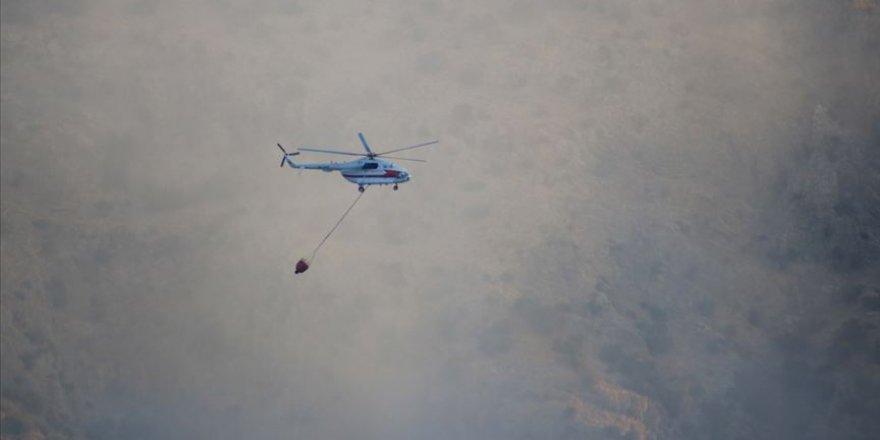 Orman yangınlarıyla mücadeleye 'gece görüş' desteği geliyor