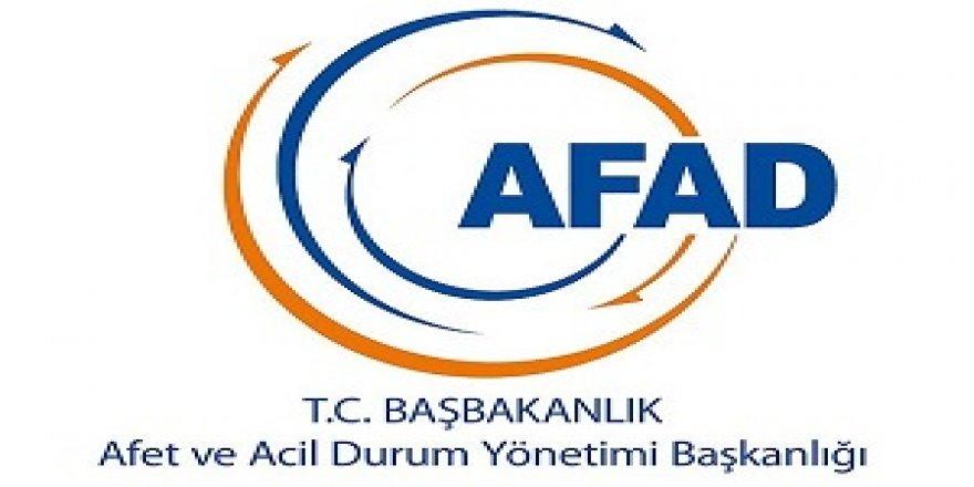 AFAD'dan doğal gaz ve su vanaları ile elektrik şalterlerinin kapatılması uyarısı