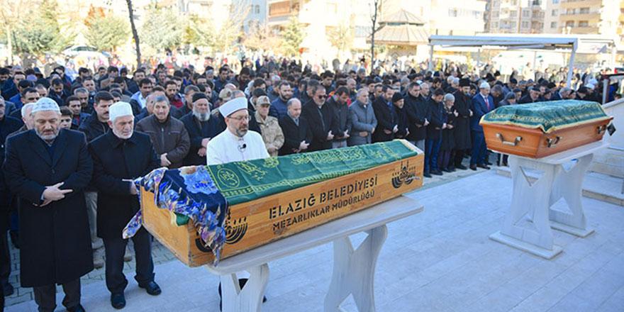 Depremde vefat edenler dualarla ahirete uğurlandı