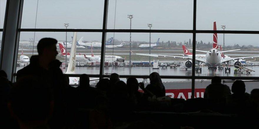 Sivil Havacılıktan uçakla seyahat edeceklere sağlık uyarıları
