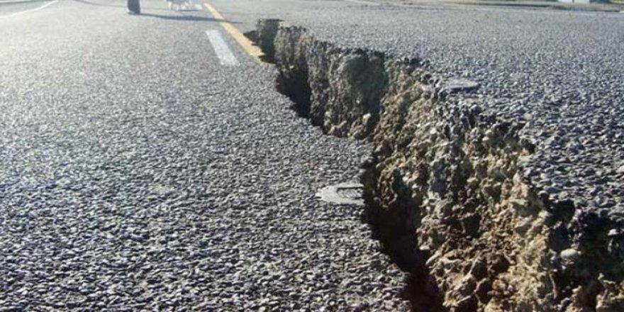 Deprem - Fay hattı kırılması neden olur?