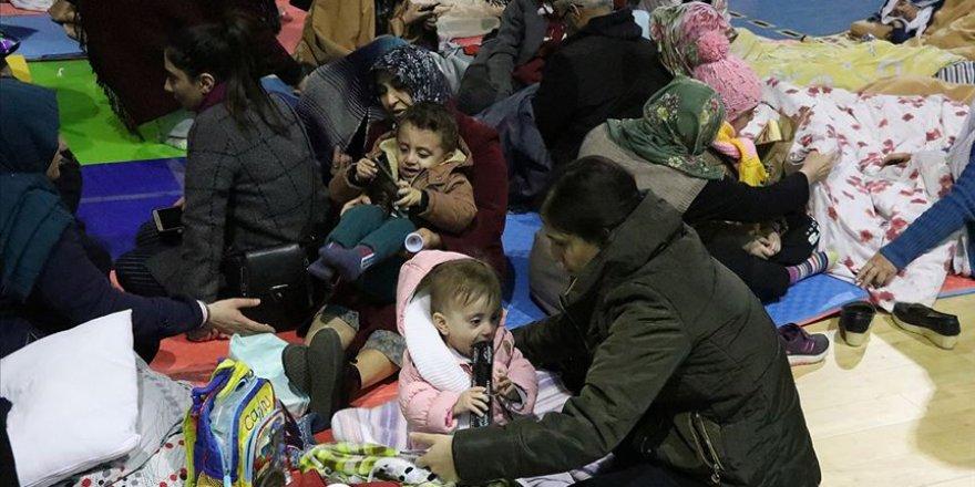 Türk Kızılay depremzedeler için yardım kampanyası başlattı