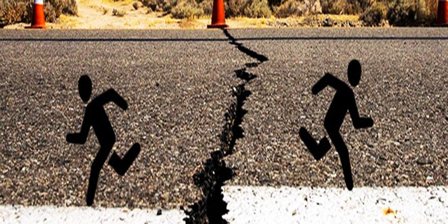 Depremden korkmak ve kaçmak günah mı?