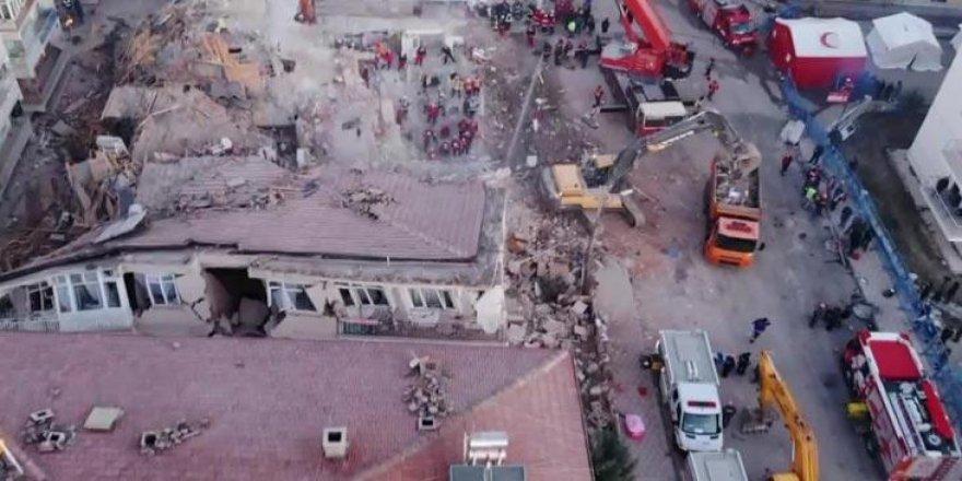 Elazığ'da sabahın ilk ışıklarında çalışmalar başladı!