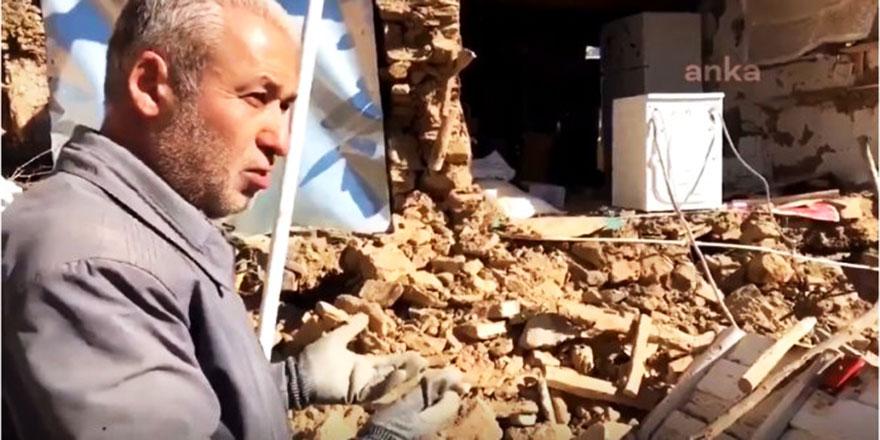 Deprem tepkisi: Parayı öbür dünyaya götüreceğiz işte böyle oldu