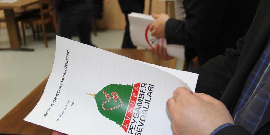 Avrupa'da Siyer Yarışması 5 Nisan'da gerçekleştirilecek