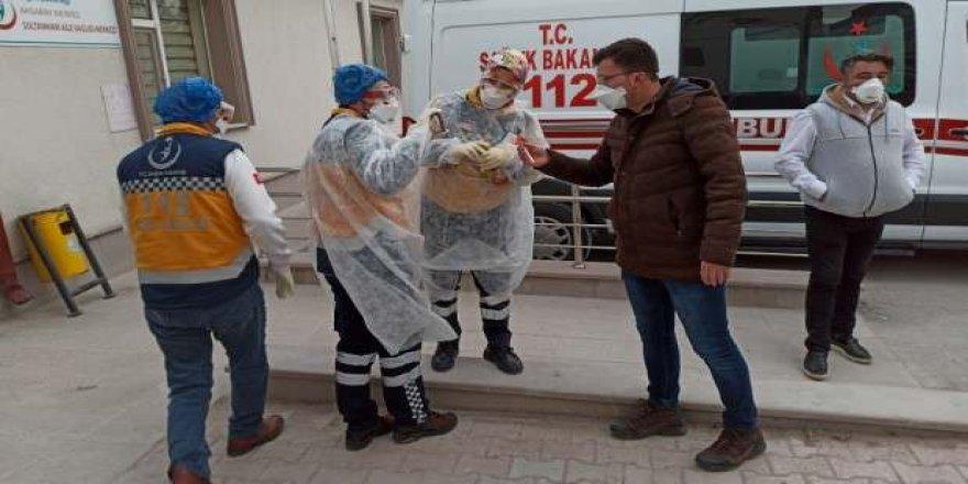 Aksaray'da panik! 9'u Çinli 12 kişi hastaneye kaldırıldı