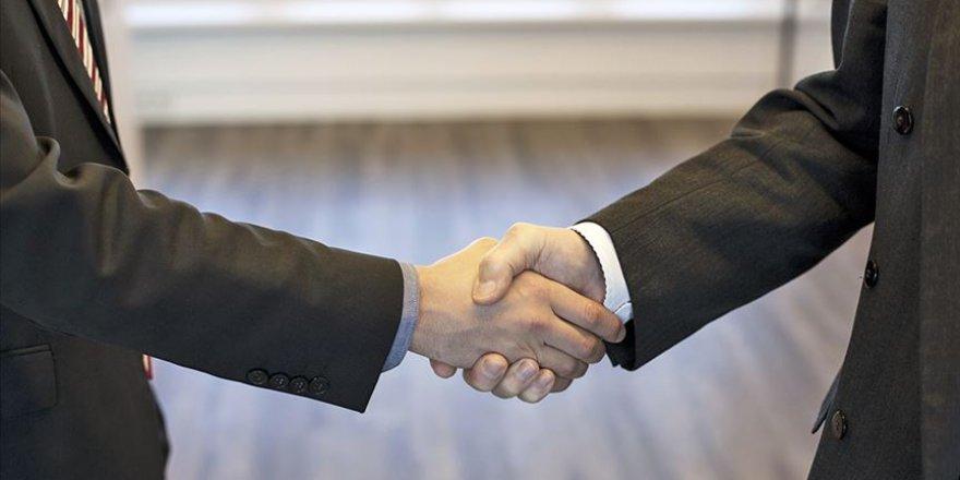 Türkiye'de geçen yıl yabancı ortaklı 12 bin 634 şirket kuruldu