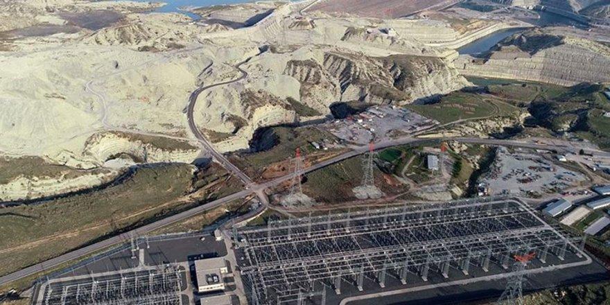 Ilısu Barajı'nda önemli bir adım daha atıldı