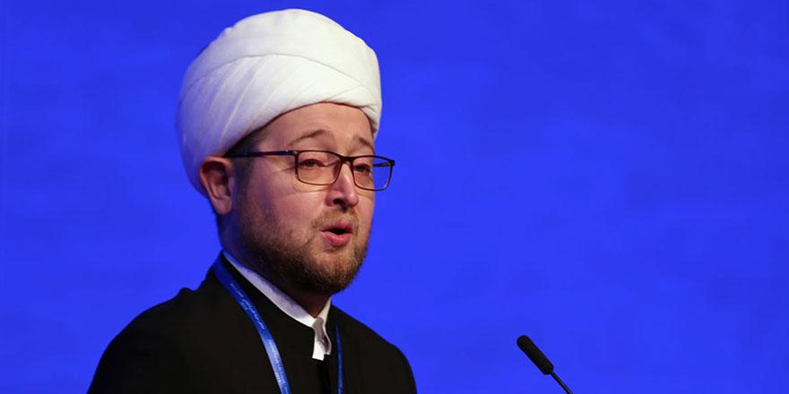 Moskova Müslümanlarından Türkiye'ye deprem duası