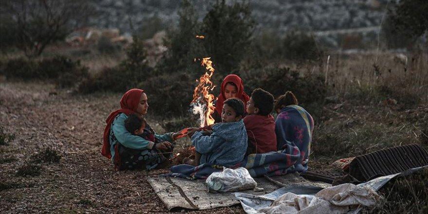 İdlib'de 151 bin sivil daha yerinden edildi