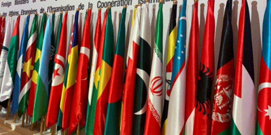 İslam İşbirliği Teşkilatı'ndan Filistin'e destek çağrısı