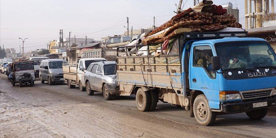 1,5 milyon sivil daha Türkiye sınırına göç edebilir