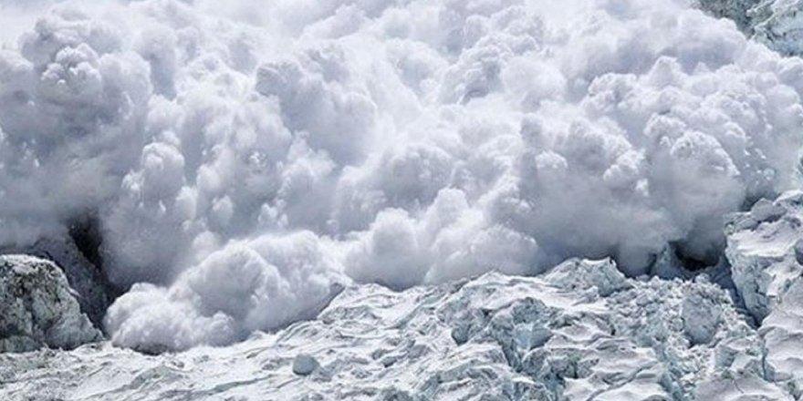Meteorolojiden Doğu Anadolu ile Doğu Karadeniz için çığ uyarısı