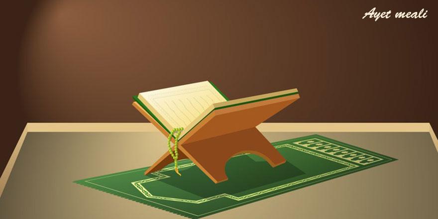 Allah'ın mescidlerini, ancak bu kimseler imâr eder