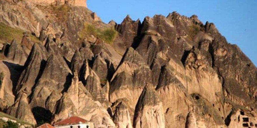 Yavuzlar Peribacaları doğal sit alanı ilan edildi