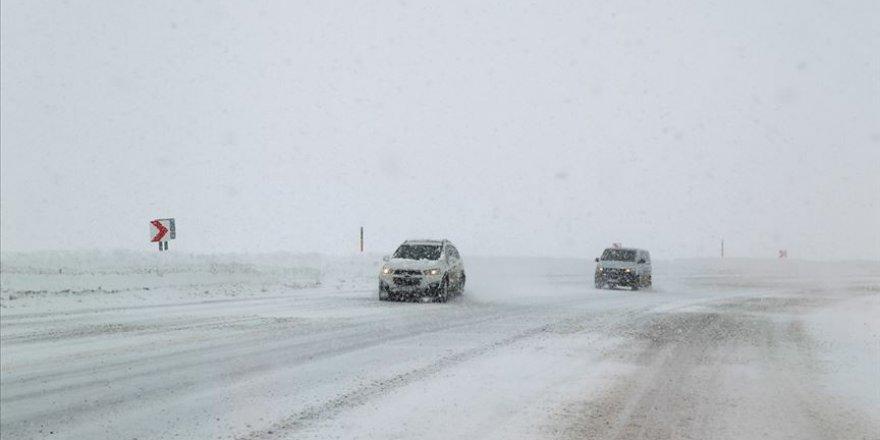 Meteorolojiden Doğu ve Güneydoğu Anadolu için kar uyarısı