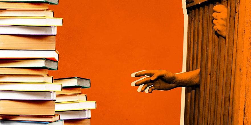 Tutuklu ve hükümlülerin dikkat çeken kitap ilgisi
