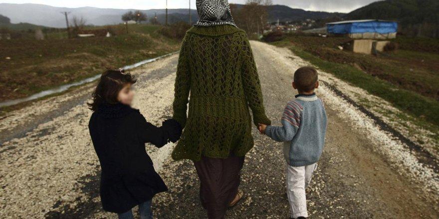 İdlib ve Halep'den kaçan mültecilerin sayısı bir milyonu aştı