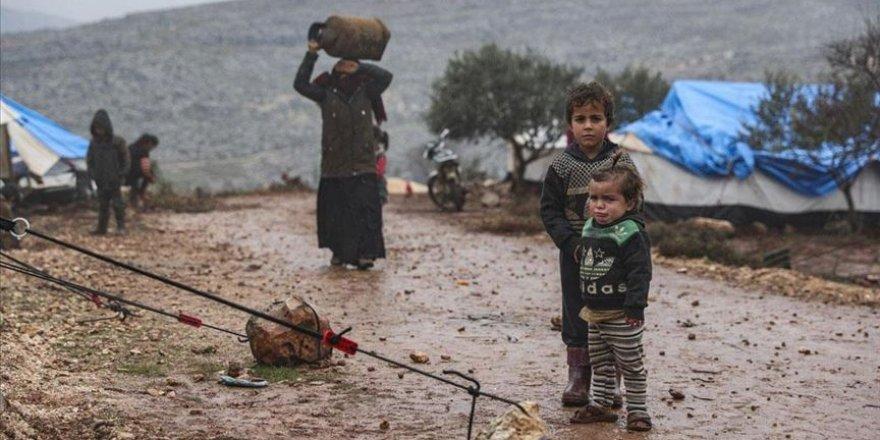 BM'den 21'inci yüzyılın en büyük insani felaketinin yaşandığı İdlib için ateşkes çağrısı
